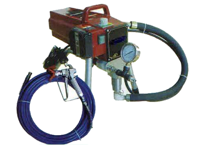 Airless Electric Spray Painting Equipment